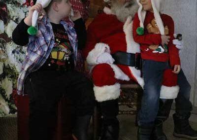 Santa-Vendor-Show